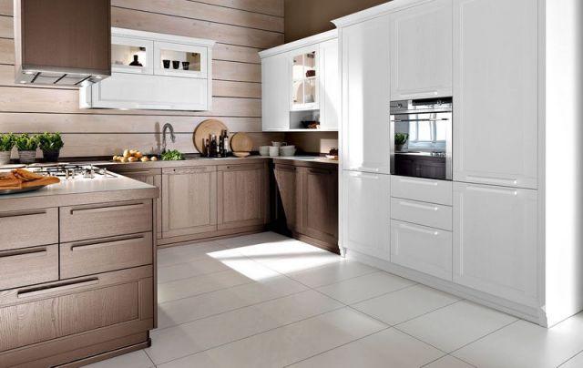 Cucine In Legno Bianco - Home Design E Interior Ideas - Refoias.net